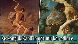 Kabil ve Canına Kıyılan Öz Kardeş Habil'in Hikâyesi