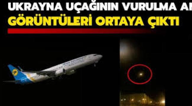 New York Times: Düşen Ukrayna uçağı havada vuruldu
