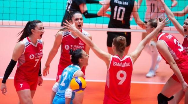 Türkiye - Almanya voleybol final maçı ne zaman, hangi kanalda, saat kaçta?