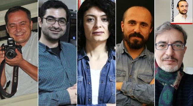 Yargılanan gazeteciler: Susmayız