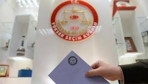Yüksek Seçim Kurulu yenilendi