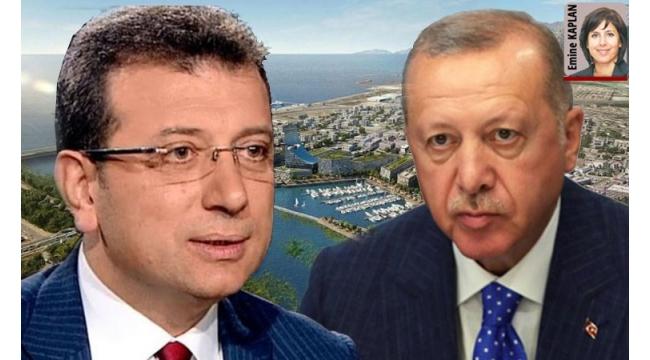 AKP'den Erdoğan'a, İmamoğlu ve Kanal İstanbul eleştirisi