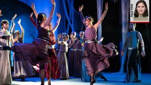 Amatör dansçılar profesyonel ruh!