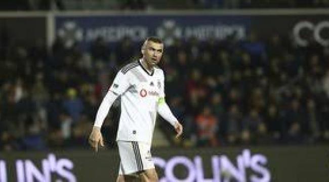Beşiktaş'ta Burak Yılmaz'dan Sergen Yalçın'a tepki!