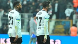 Beşiktaş uzatmada üzüldü