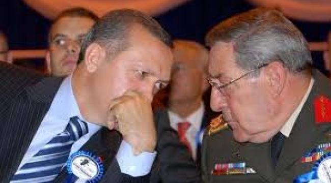 Dolmabahçe'de Erdoğan'ın önüne bakın ne dosyası konmuş...