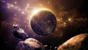 Evrenin bir yerleşim planı mı var?