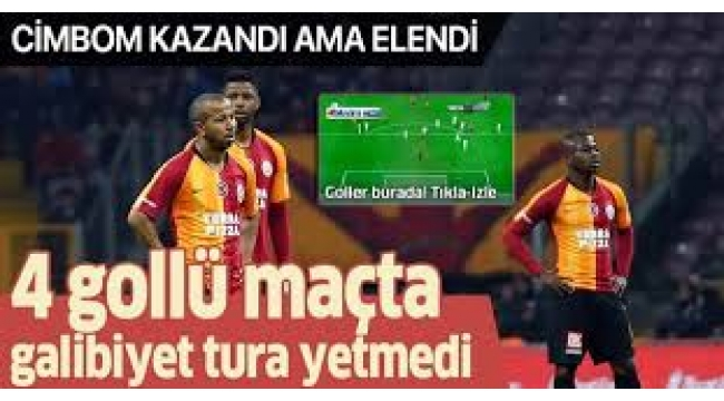 Galatasaray 3-1 Alanyaspor
