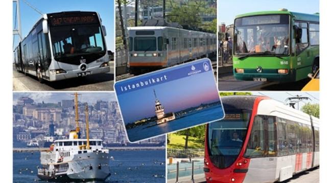 İBB'den toplu taşıma zammına onay