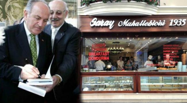 Kadir Topbaş'ın Saray Muhallebicisi neden kepenk indirdi?