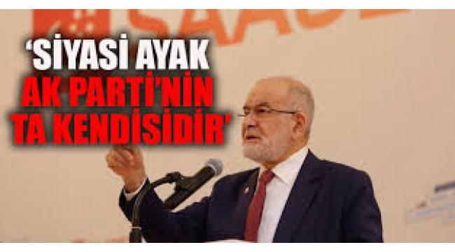 Karamollaoğlu T24'e konuştu: FETÖ'nün siyasi ayağı AK Parti'nin kendisidir