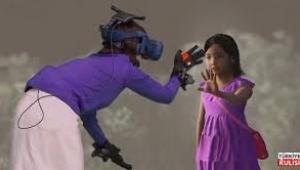 Ölen kızının 'sanal gerçeklik'teki görüntüsüyle görüştü