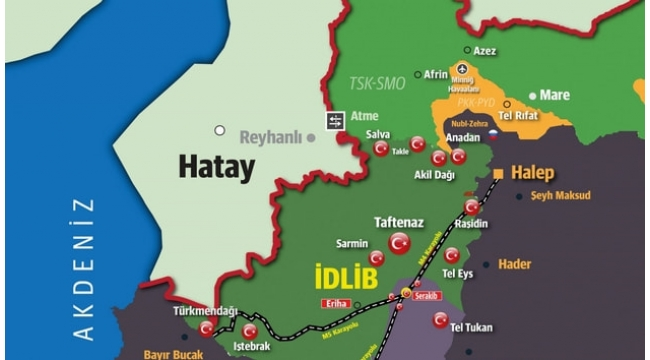 Rusya ve Esad İdlib'de Türkiye'yi neye zorluyor?