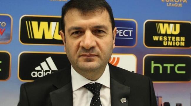TFF'ye göre Beşiktaş'ın başkanı Erdal Torunoğulları!