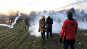 36 bin göçmen Avrupa'ya ulaştı