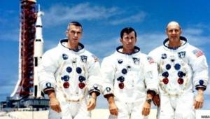 Apollo10 Astronotları: Ay'ın Öbür Yüzünde Duyulan Müzik