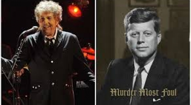 Bob Dylan, Kennedy suikastını 16 dakikaya sığdırdı