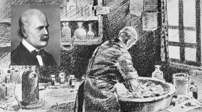 'Ellerinizi yıkayın' diyen ilk doktor akıl hastanesine kapatılmıştı