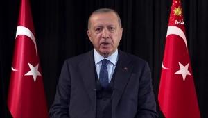 Erdoğan: 53 bin vatandaşımızı evlerinde, 8 bin 554 vakayı ise hastanelerde takibe aldık; 797 kişi tamamen iyileşti