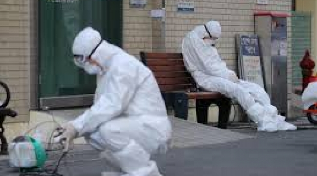 Gripte bir hasta 14 kişiyi, 'corona'da 59 bin kişiyi hasta ediyor