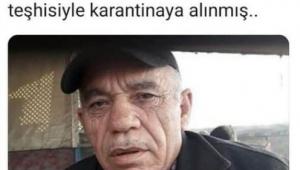 İnek Hırsızı Osman karantina'da