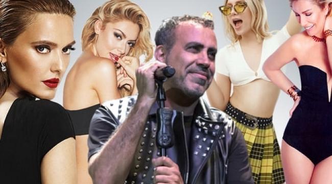 Müzik dünyasının en popüler isimleri belli oldu