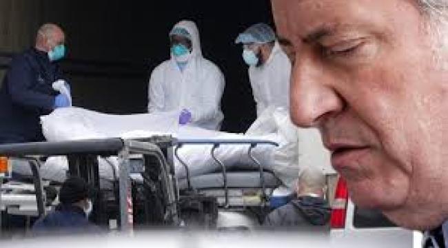 New York'ta corona virüsten her 3 dakikada bir insan öldü