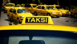 Taksilere 'corona' Plakada 'tek-çift' sistemine geçildi