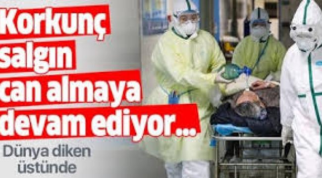 Türkiye'de Koronavirüs kaynaklı ölüm sayısı 21'e; vaka sayısı 947'ye yükseldi