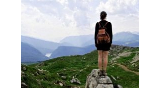 Bir kadın gezginim yollarda neler çektim neler öğrendim