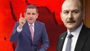 Fatih Portakal'dan Soylu'ya sert yanıt: