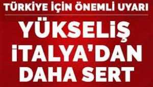 Türkiye için önemli uyarı: Yükseliş İtalya'dan daha sert
