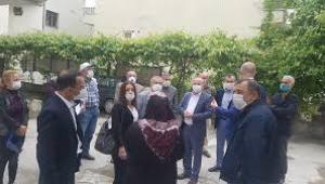 Ankara'da bekçi terörü