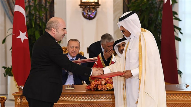 Aranan Dolar Katar'da bulundu: 15 Milyar Dolar geldi