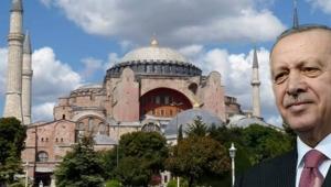 Ayasofya'da Fetih Suresi çıkışı Yunanistan'ı karıştırdı