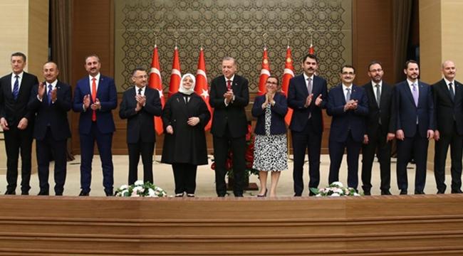 Binali Yıldırım ve Süleyman Soylu Cumhurbaşkanı Yardımcısı oluyor; Albayrak Dışişleri'ne geçiyor