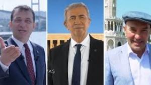 CHP'li büyükşehir belediye başkanları bir videoda buluştu