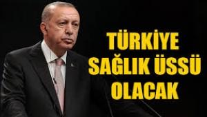 Erdoğan: Yeşilköy Hastanesi sağlık turizmi için kullanılacak