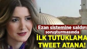 Gözaltına alınan Banu Özdemir tutuklandı