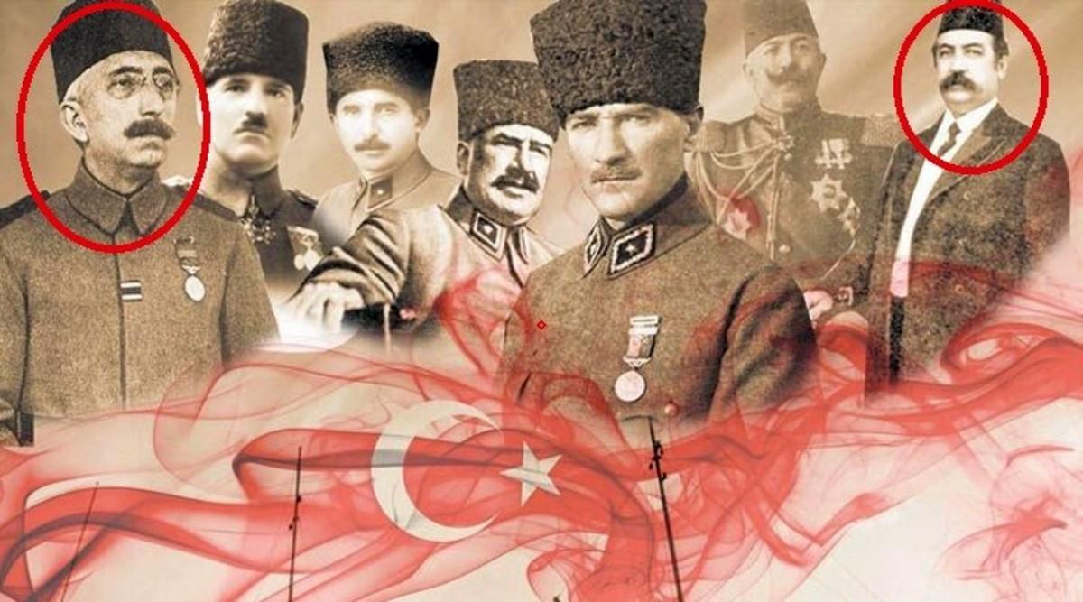 Sabah gazetesi 19 Mayıs haberinde Atatürk'ün yanına Vahdettin ve Damat Ferit'i koydu