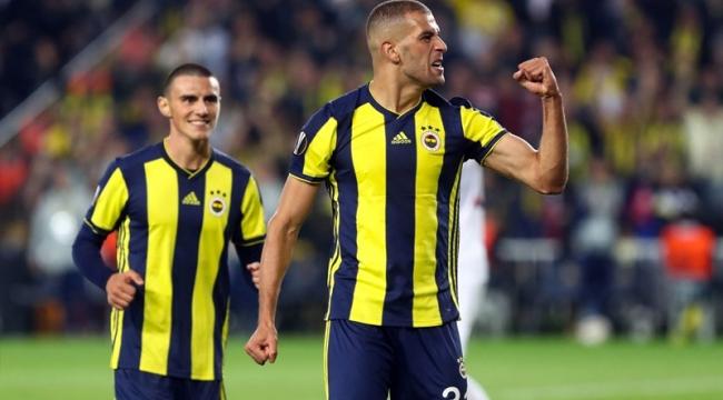 Slimani: Türkiye'deki futbol değildi