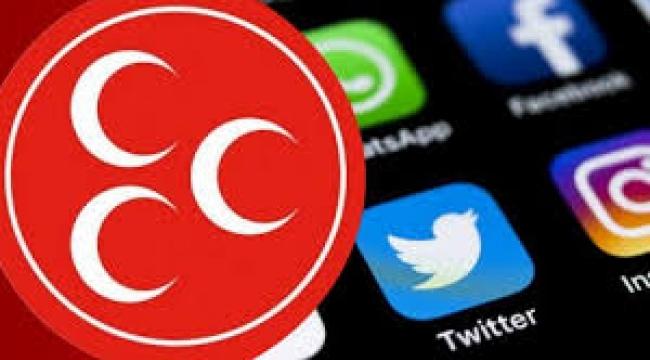 Sosyal medya için yeni yasa teklifi