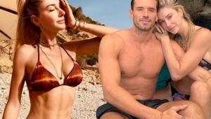 Yaz geldi Şeyma Subaşı'dan bikinili paylaşımlar!