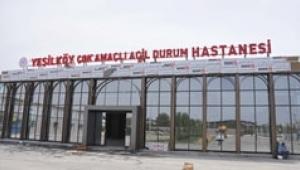 Yeşilköy Hastanesi için 200 Milyon Euro kredi almışız