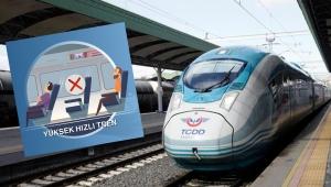 Yüksek Hızlı Tren seferleri başladı; işte yeni kurallar