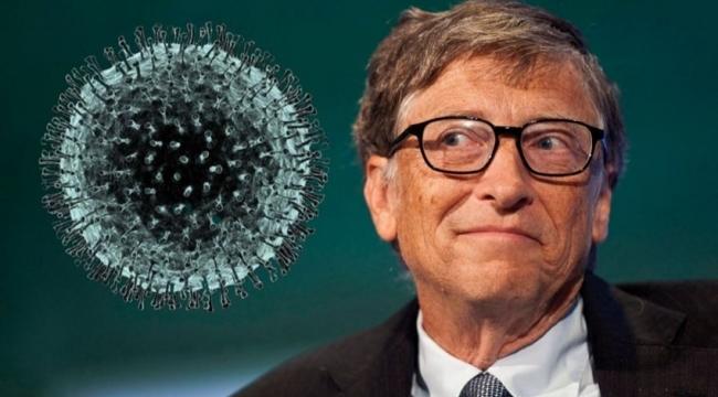 Bill Gates'ten mikroçip iddialarına yanıt