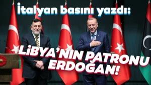 Erdoğan Libya'nın patronu oldu