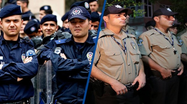 İçişleri Bakanlığı'ndan polis – bekçi yetki karşılaştırması