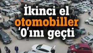 İkinci el otomobil fiyatı 0 kilometreyi nasıl geçti?...