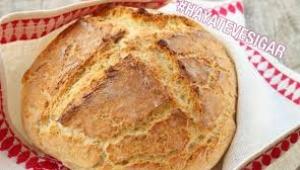 Önce ekmek, sonra sağlık...